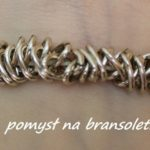 Pomysł na bransoletkę z łańcuszka – zrób to sam
