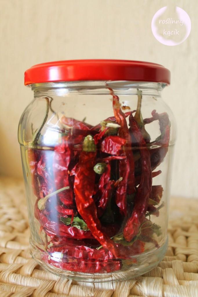 Jak uzyskać nasiona z papryczki chilli
