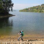 Jezioro Żywieckie. Piękne miejsce na wypoczynek.