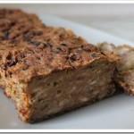 Pieczeń wołowo-drobiowa bez mąki