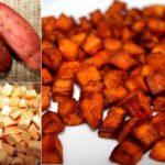 Słodkie szaleństwo – frytki z batatów
