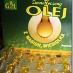 Zimnotłoczony olej z nasion wiesiołka – moja opinia