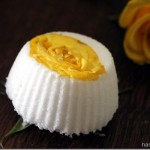 DIY – musujące babeczki do kąpieli z całą różą – Zrób to sam