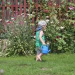 Jak przetrwać upały z małym dzieckiem?