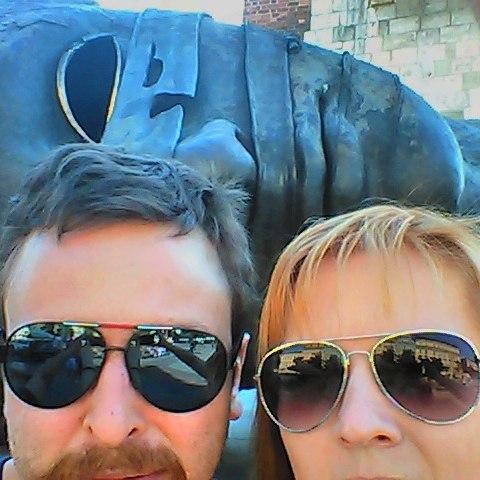 Znowu razem! Małżon wrócił z delegacji :D <3 dziś Kraków #naszadrogado #krakow #life #city #fitmama i #fittata #goodday