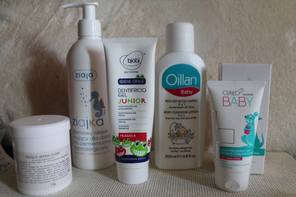 niezbędnik must have w pielęgnacji skóry dziecka - nasza droga do