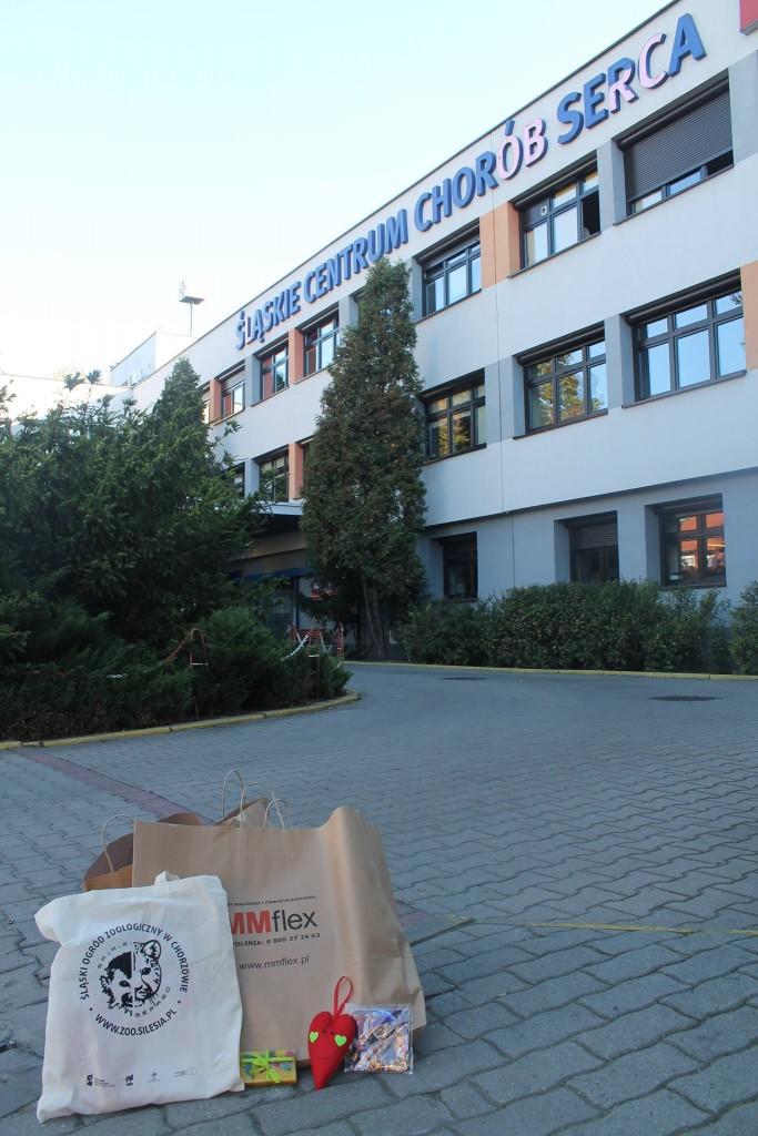 Śląskie Centrum CHorób Serca w Zabrzu - Blogerzy dla serc - nasza droga do