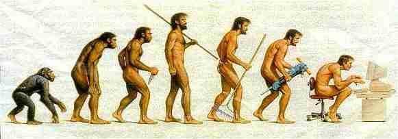 ewolucja - sport to zdrowie, sport to konieczność