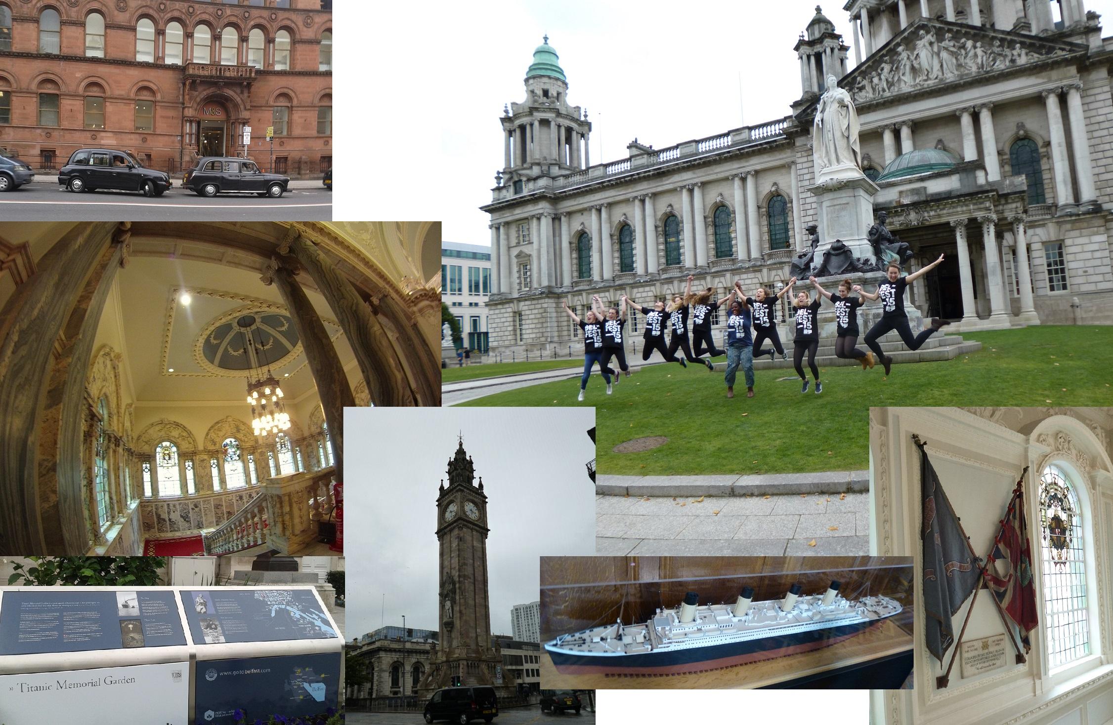 Belfast - Irlandia Północna