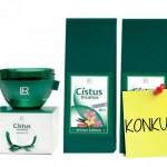 Herbata z czystka + konkurs: pokaż nam w czym pijasz herbatę
