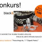 Kobiecość w barwach Black&White + KONKURS!