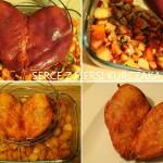Piersi kurczaka w kształcie serca – danie dla dwojga nie tylko na walentynki