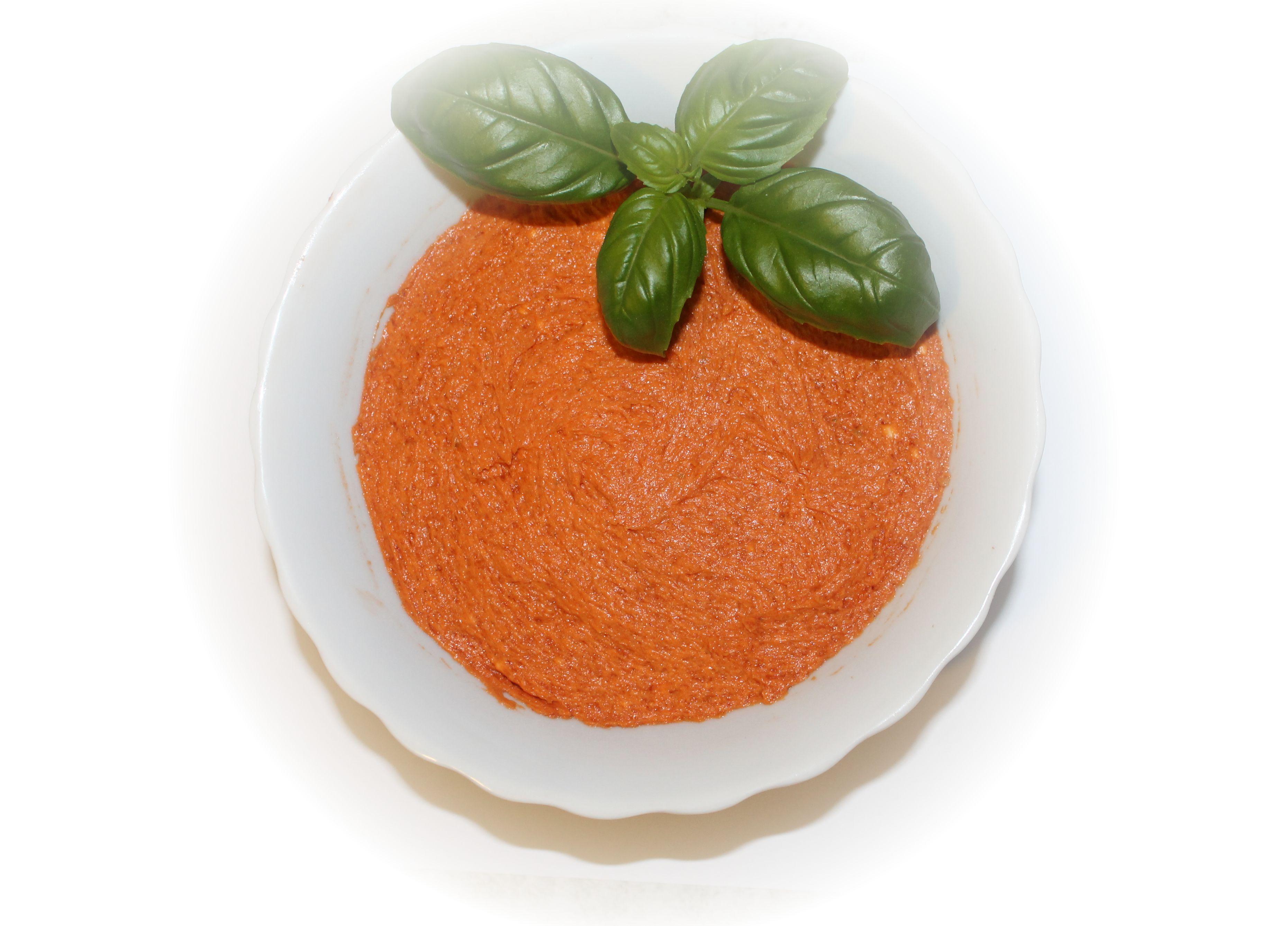przepis na masło pomidorowe