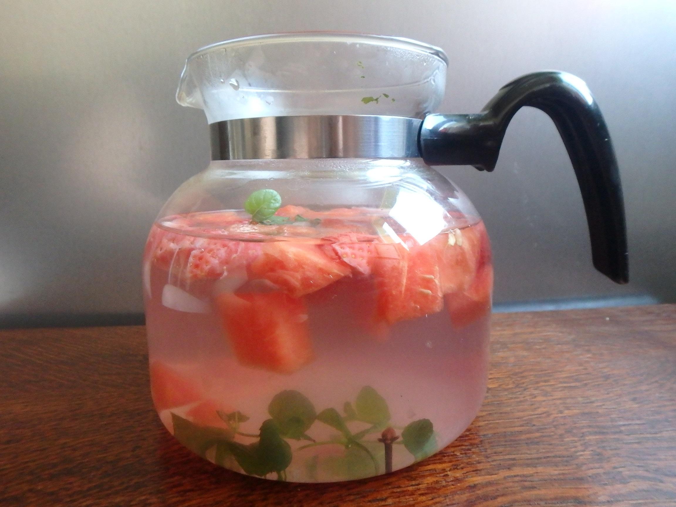 woda smakowa z arbuza