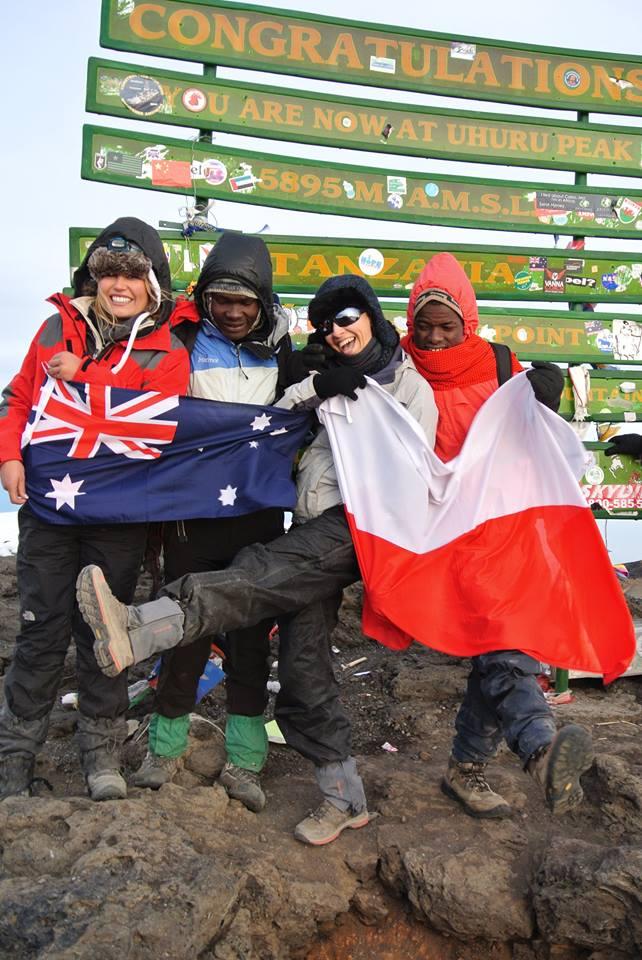 Kilimandżaro - Ewa Giersza