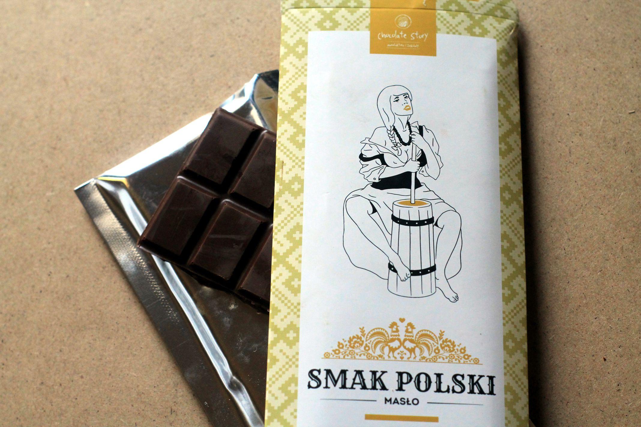 manufactura czekolady