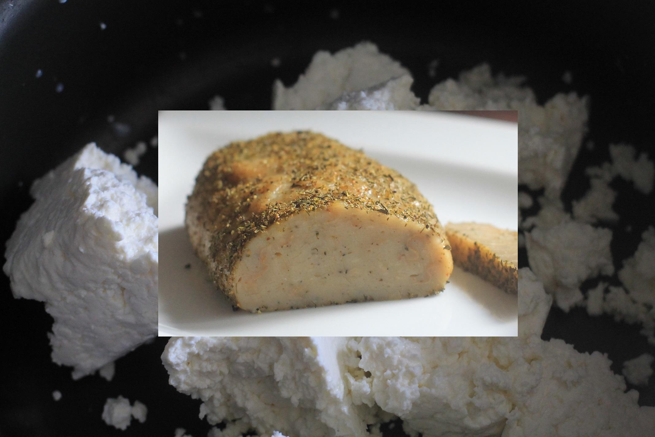 topiony ser domowy ala hauskyjza bez kminku