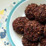 Przepis na słodkie czekoladowe kokosanki bez cukru