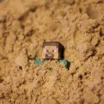 Piasek kinetyczny z mąki – DIY / Zrób to sam