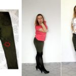 Jak przerobić spodnie w spódnicę?