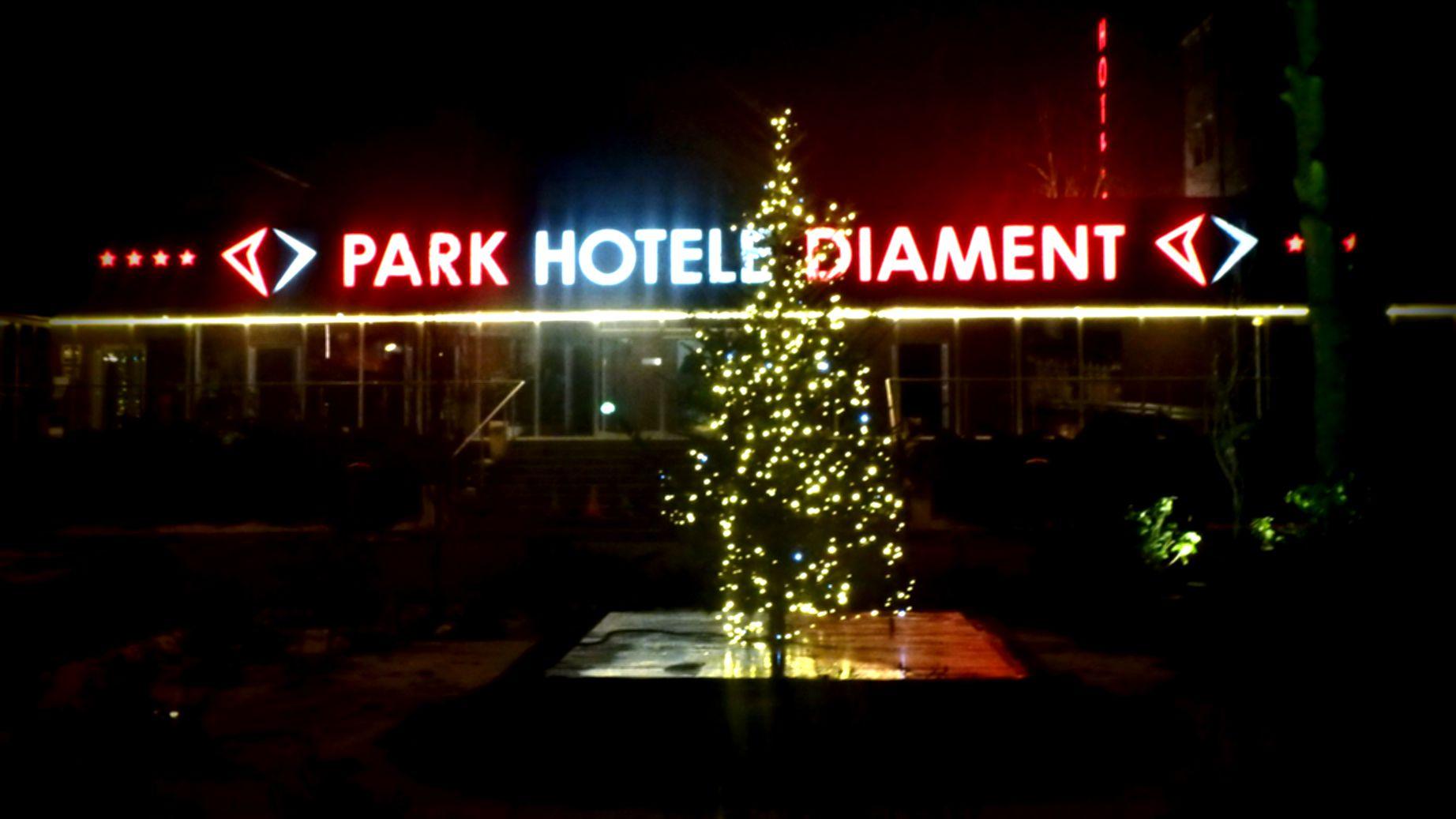Park Hotele Diament
