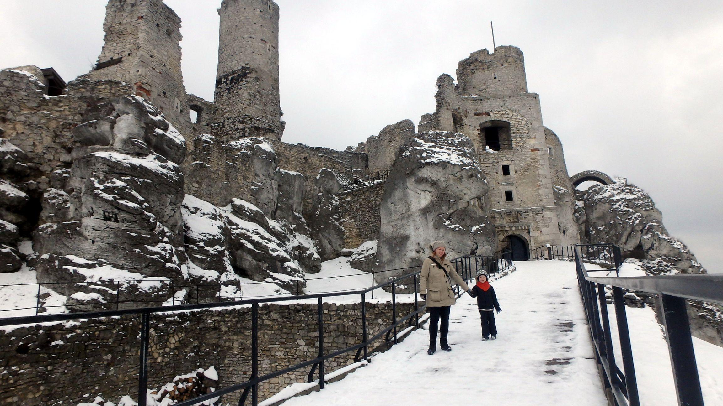 Atrakcje dla dzieci zimą na Śląsku
