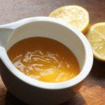 Lemon curd na miodzie. Krem cytrynowy domowej roboty.