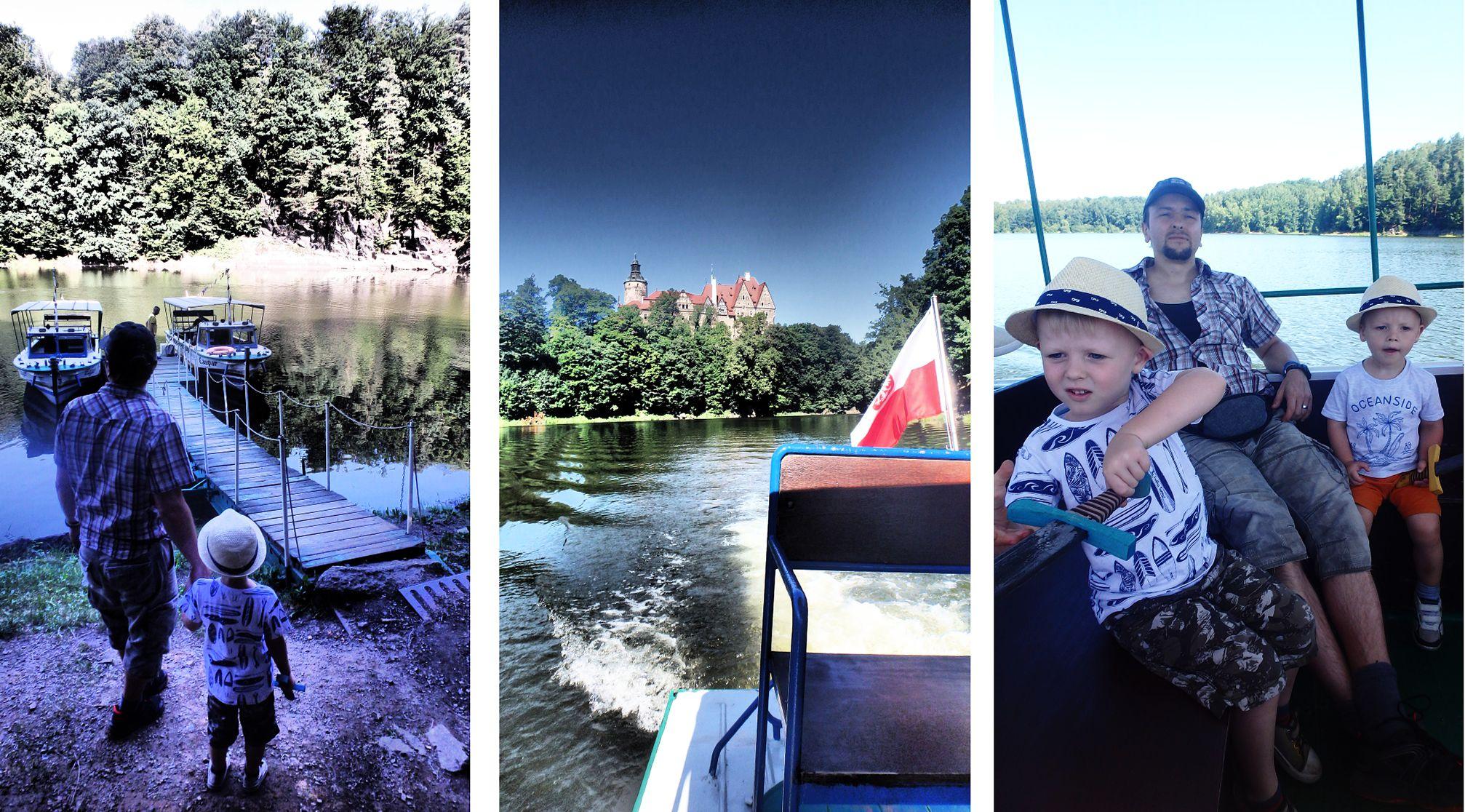 rejs Jezioro Leśniańskie