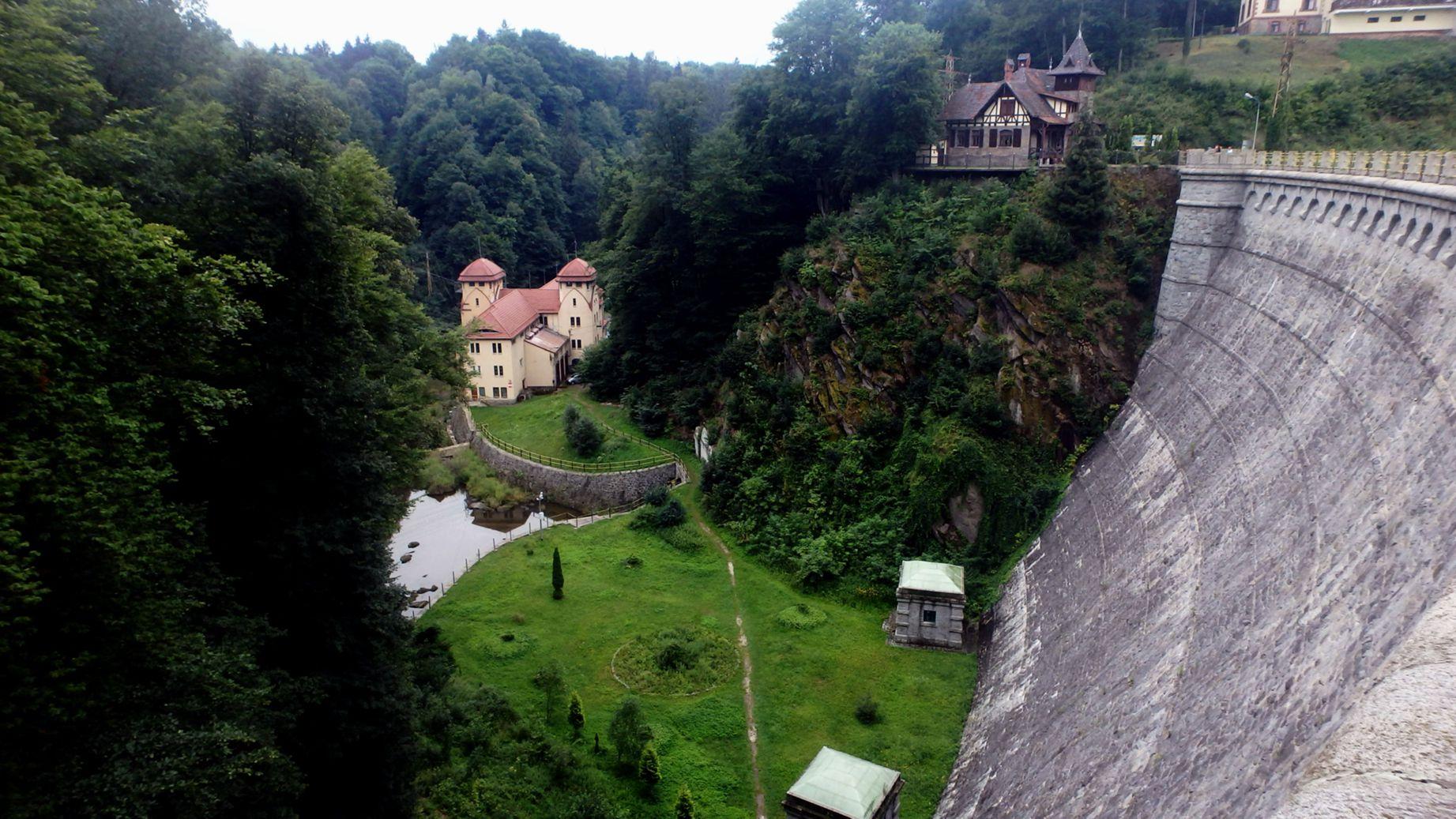 Zapora Jezioro Leśniańskie