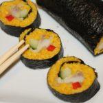 Przepis na sushi z kaszą jaglaną. Sushi inaczej!