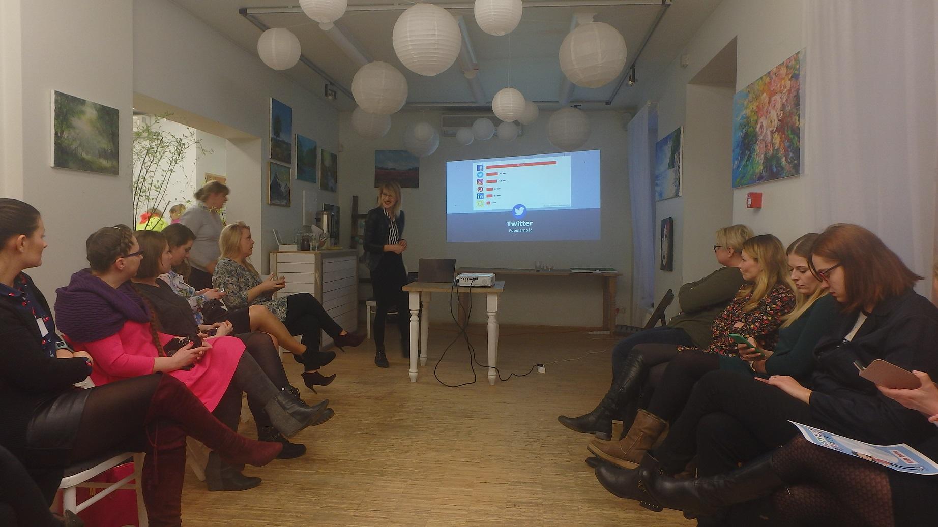 spotkanie blogerów w Łodzi