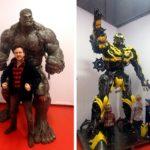 Gallery of Steel Figures. Galeria Figur Stalowych – moja opinia