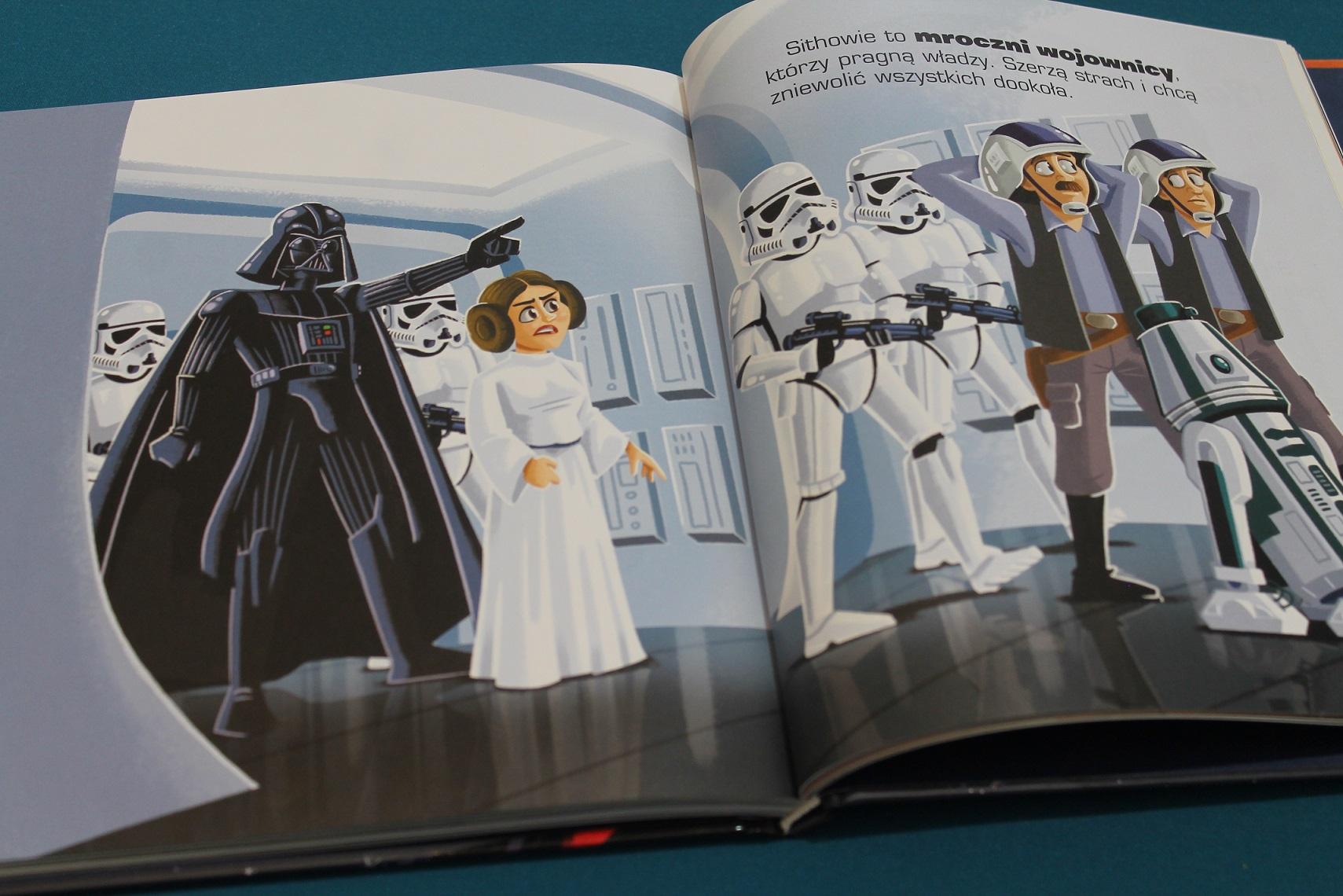 Nowa kolekcja bajek Star Wars