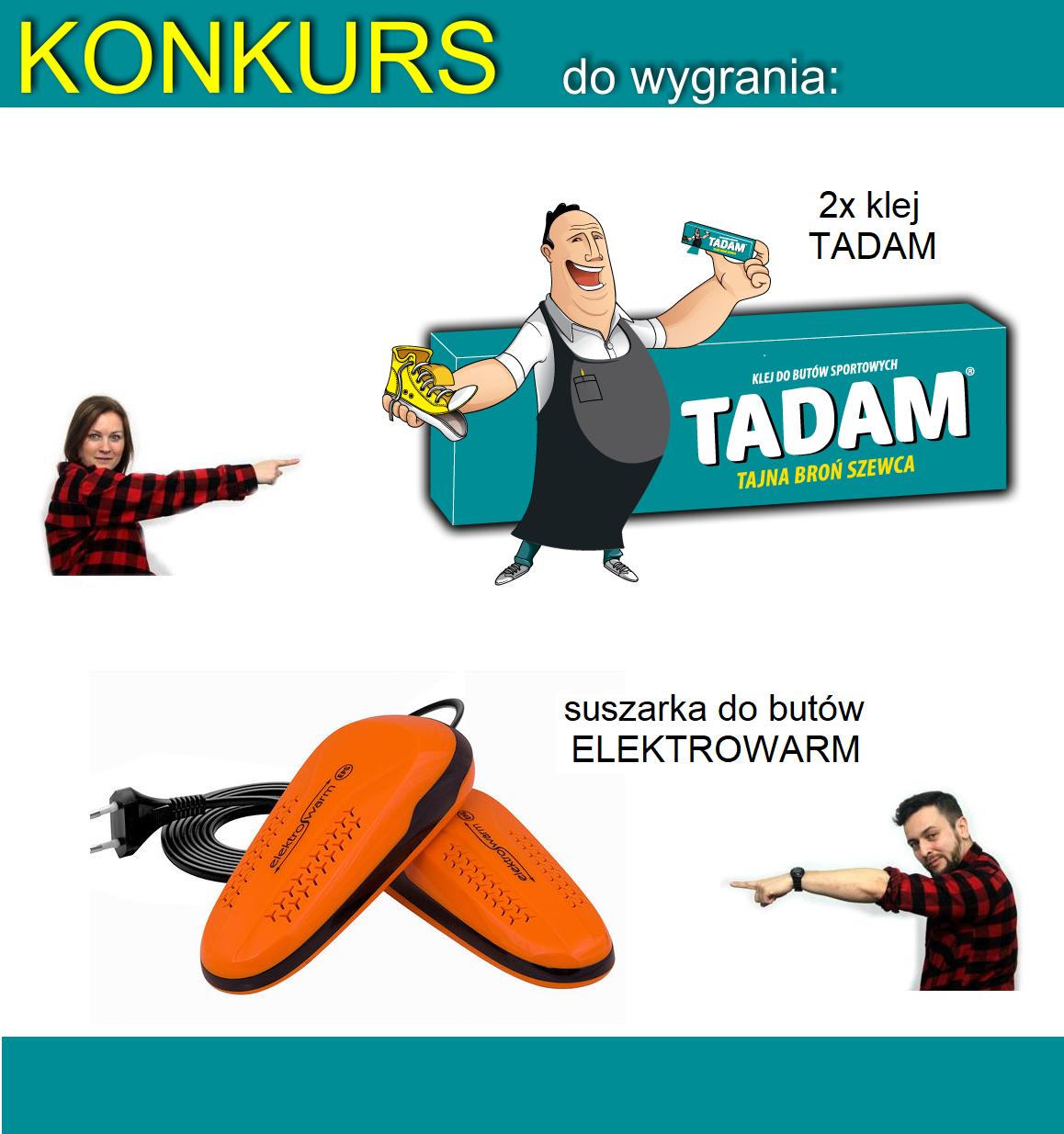 klej TADAM konkurs