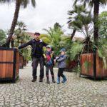 Kudowa Zdrój z dziećmi. Park Zdrojowy. Dolnośląskie podróże