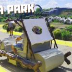 Łeba Park pełen dinozaurów i atrakcji